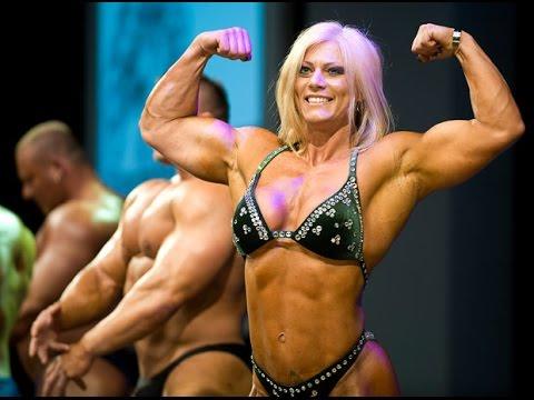 weibliche bodybuilderin