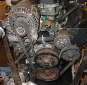Rover V8 Serpentine Belt  Super 7th Heaven