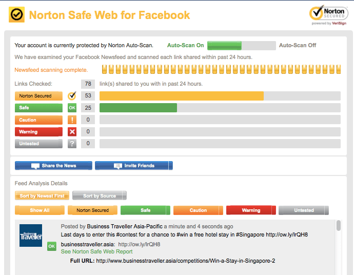 Website Security Norton