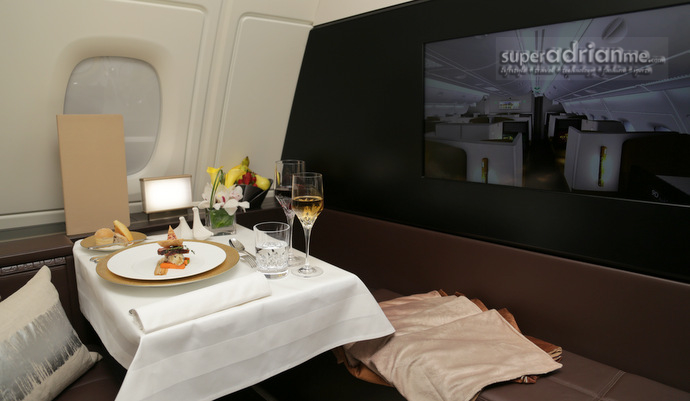 Etihad Airways Launches Ultra Luxe Residences on Its A380