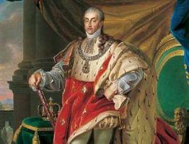 Ritratto di re Carlo Felice di Savoia