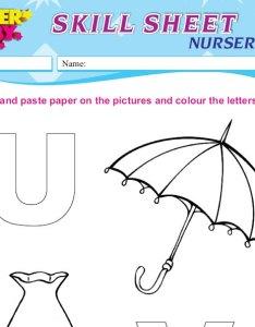 Nursery worksheet superbaby also worksheets in india rh superbabyonline