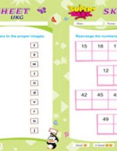 also ukg worksheets free download rh superbabyonline