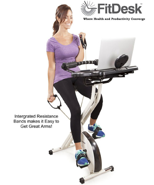 Fitdesk 2.0 Reviews – Smart Indoor Cycling Bike