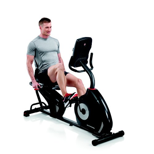 schwinns 230 recumbent exercise bike review