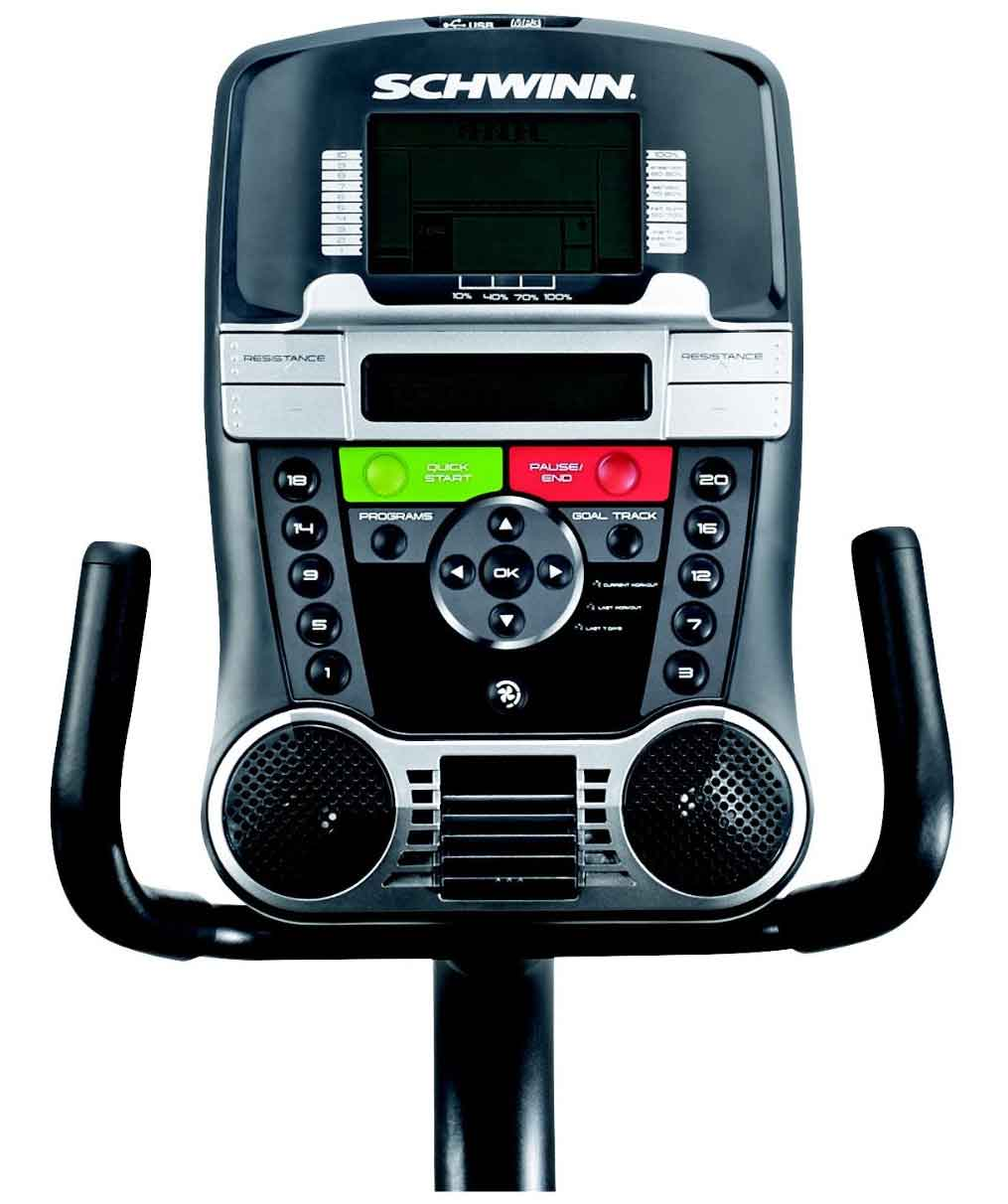 Schwinn's 230 Recumbent Exercise Bike (2016) Reviews