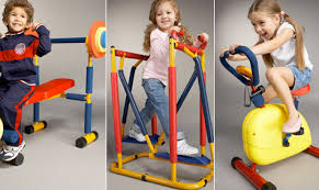 Indoor Gym Equipment for kids – Home Gym