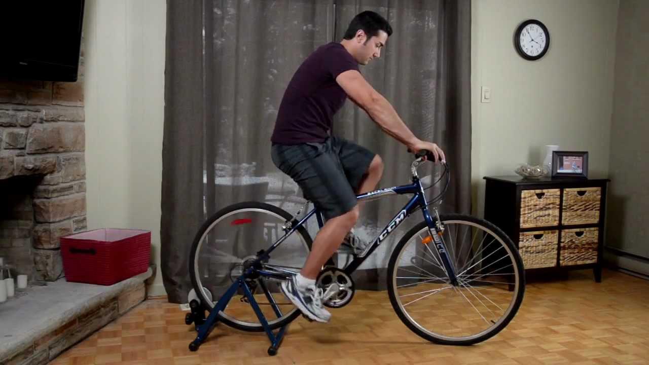 5 Best Stationary Bike Stand – Indoor BikeTrainers