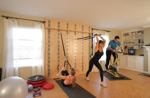 gymnastics equipments for home