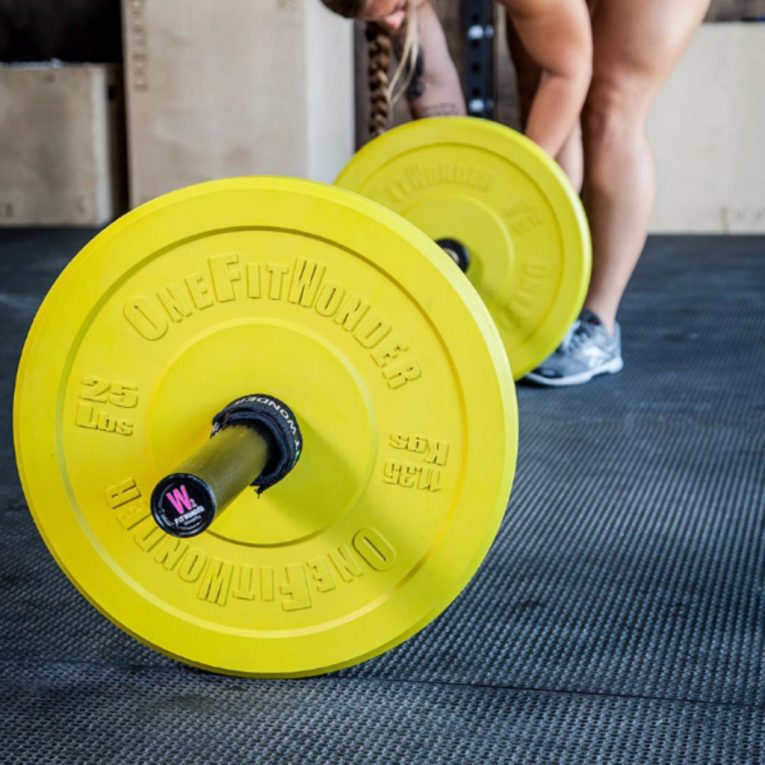 Bumper Plates-crossfit equipment