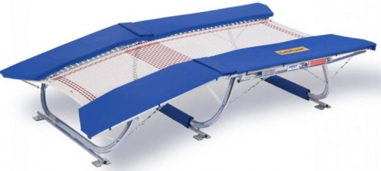 Eurotramp Double Mini Trampoline