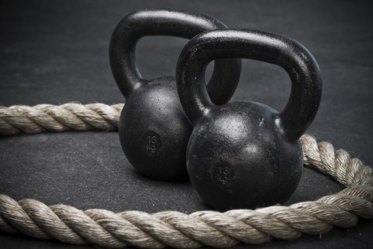 Kettlebells -cheap crossfit equipment