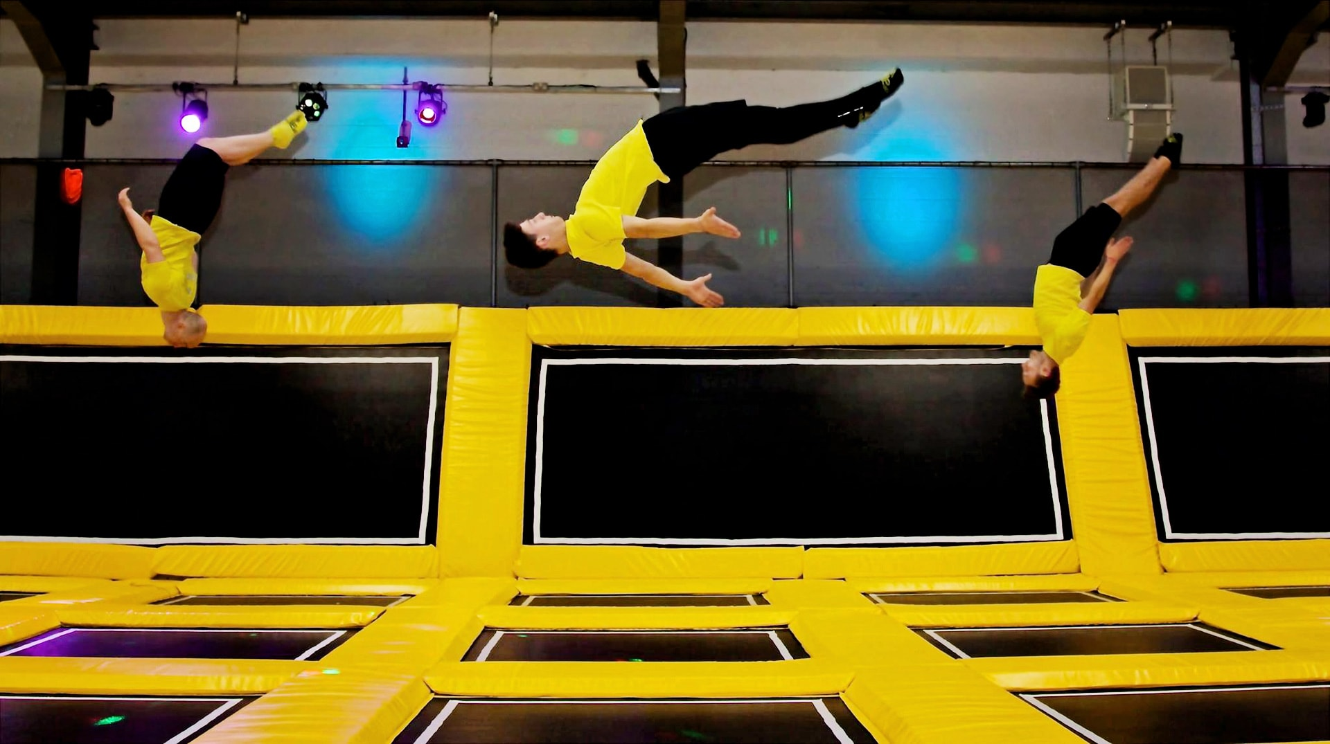 10 Types of Professional Trampolines For Gymnasts