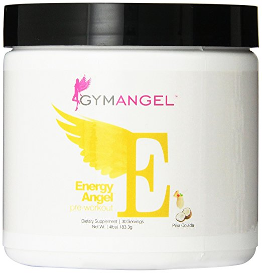 Gym Energy Angel - Best Pre-Workout For Women