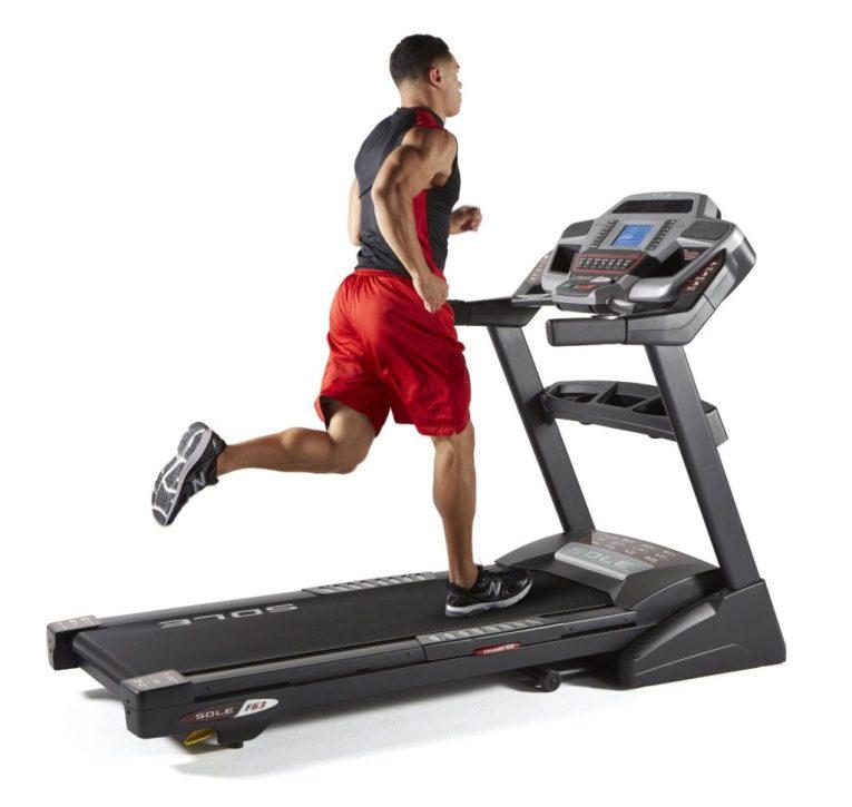The Sole F63 treadmill - Best Treadmills Under 1000 dollars