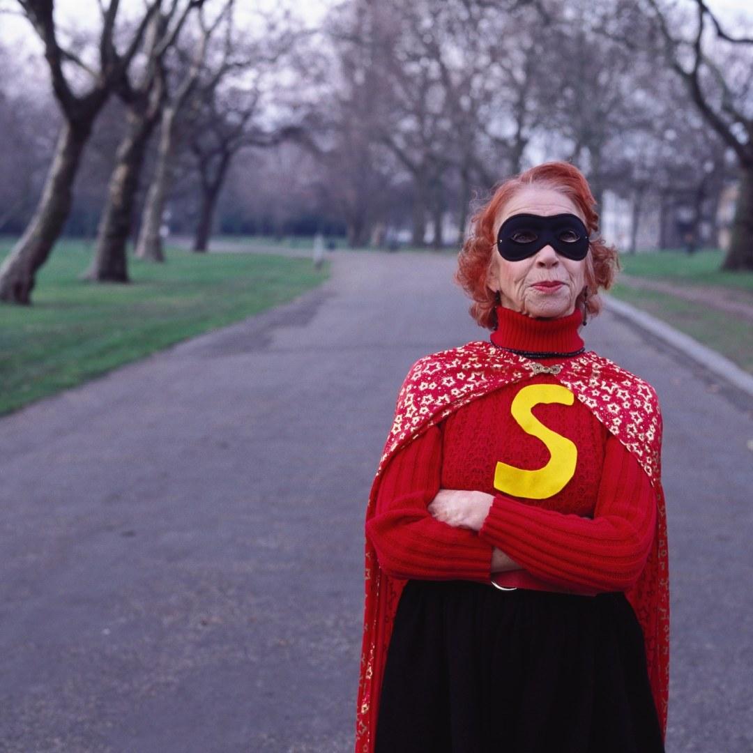 Super mamie super pouvoirs superbanane