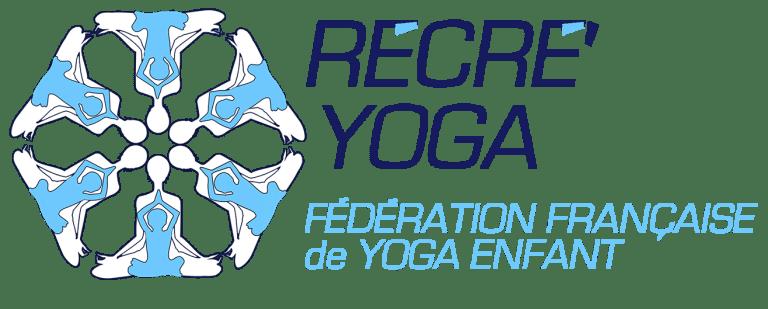 Certification certificat Récréyoga Fédération Française de Yoga enfant Andréa BUDILLON