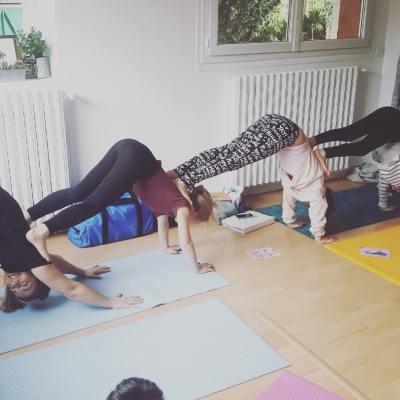 cours de yoga famille yoga enfant enfants chaville meudon