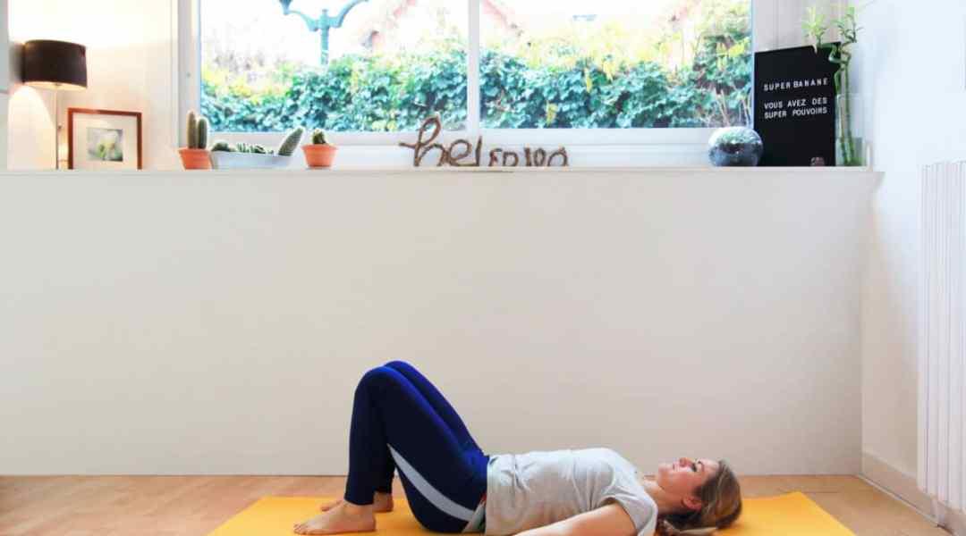 Séquence de yoga pour bien dormir