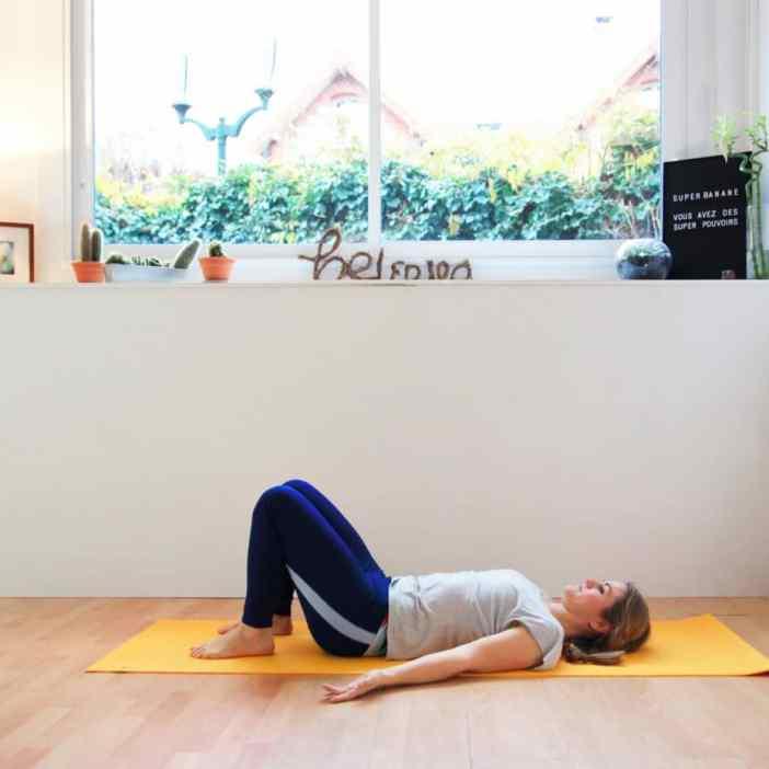 yoga sommeil dormir lâcher prise