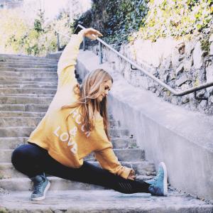 Andréa Budillon yoga naturopathie superbanane