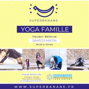 yoga famille yoga enfant yoga adolescent ados meudon chaville boulogne billancourt