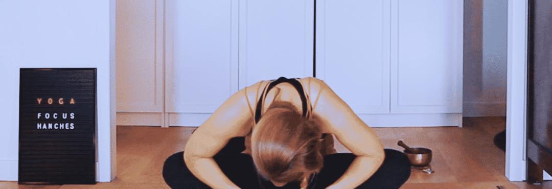 Cours de yoga en ligne : souplesse et ouverture des hanches