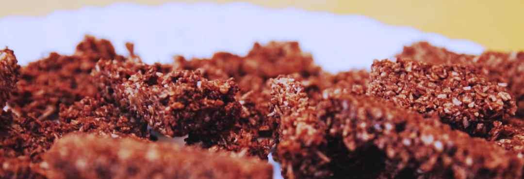 Rocher choco coco – recette végétale