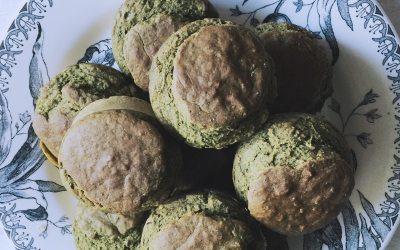 recette fanes de radis muffin soupe crueecologie végétarien naturopathie naturopathe