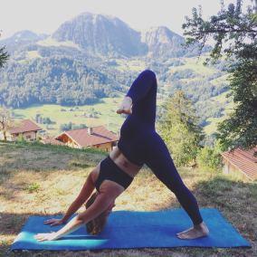 cours de yoga chaville meudon Andréa BUDILLON