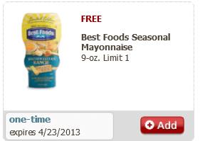 free_mayoneise