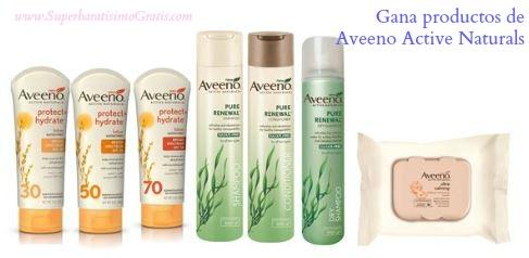 Aveeno Active Naturals_sorteo