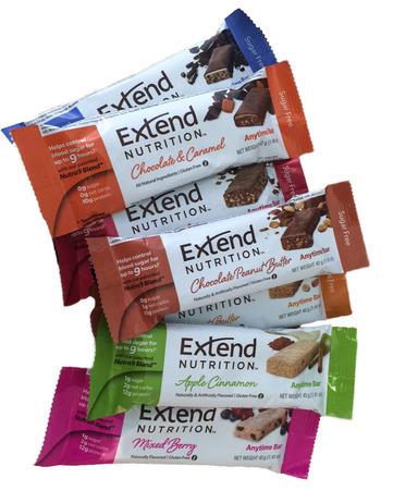 extend nutrition bar sample; GRATIS muestra de barras energéticas