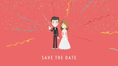 Save The Date – Jordi & Vera