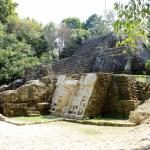 Lamanai - Mask Temple