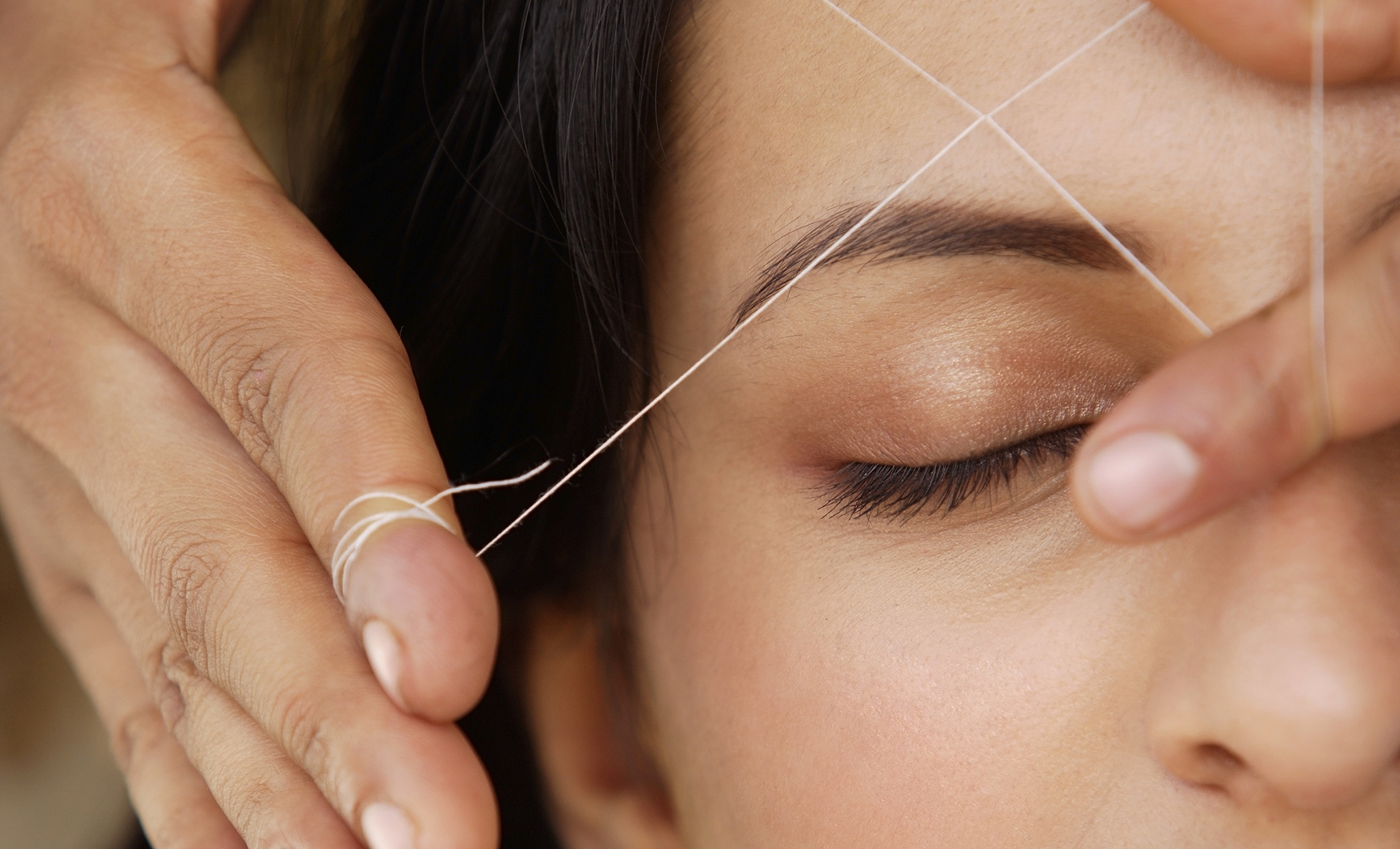 The Ultimate Guide To Eyebrow Threading Superb Eyebrows Hyde