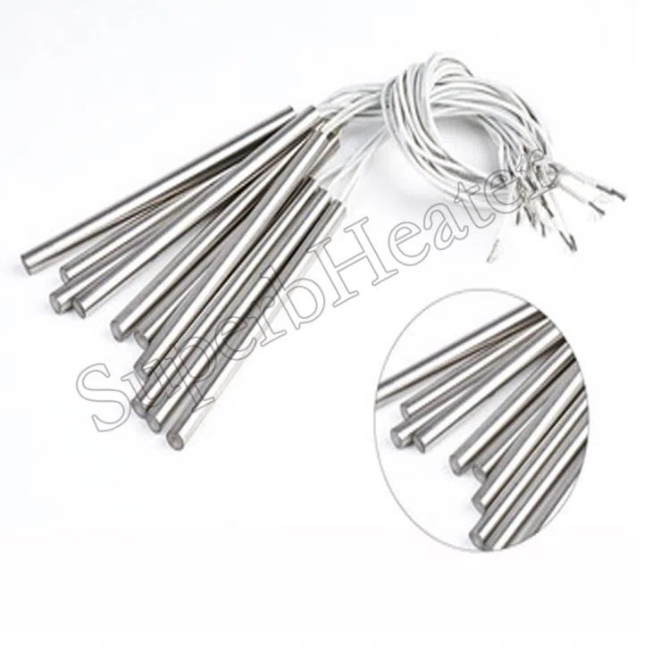 CE ROHS NiCr Heating Wire Stainless Steel Heating Element