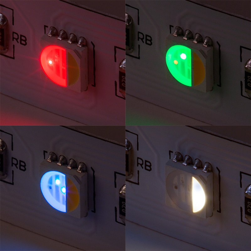 Led Tape Light Along With Multicolor Led Light Strips Wiring