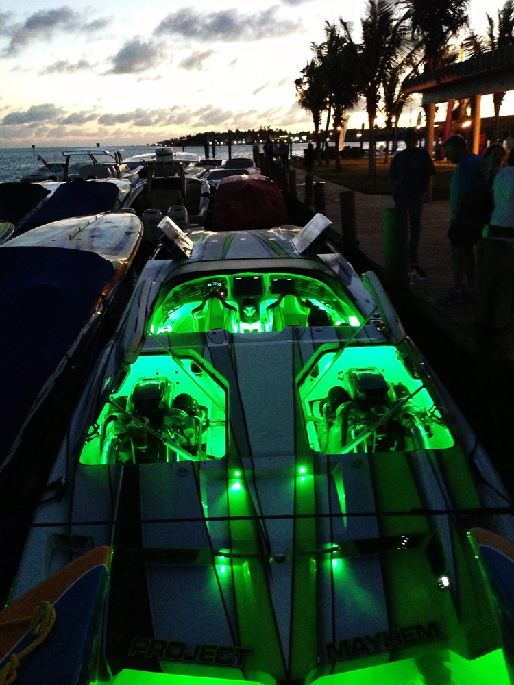 Wiring Led Lights In A Boat