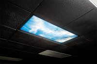 LED Skylight - 2x4 Dimmable Even-Glow LED Panel Light ...