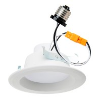 "Retrofit LED Can Lights for 4"" Fixtures - 90 Watt ..."
