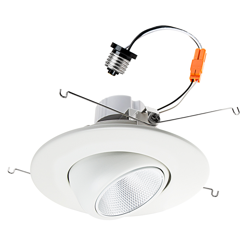 Retrofit LED Can Lights for 5 to 6 Fixtures  85 Watt
