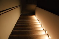 120V LED Step Lights