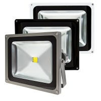 High Power 50W LED Flood Light Fixture