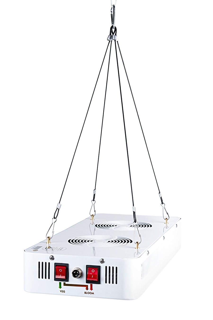 Full Spectrum LED Grow Light w/ Color Control Switches