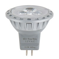 MR11 LED Bulb - 20 Watt Equivalent - Bi-Pin LED Spotlight ...