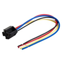 5 pin Relay Socket | Wire Harnesses & Relays | Switches ...