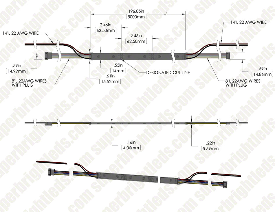 5050 Led Strip Wiring Diagram : 29 Wiring Diagram Images