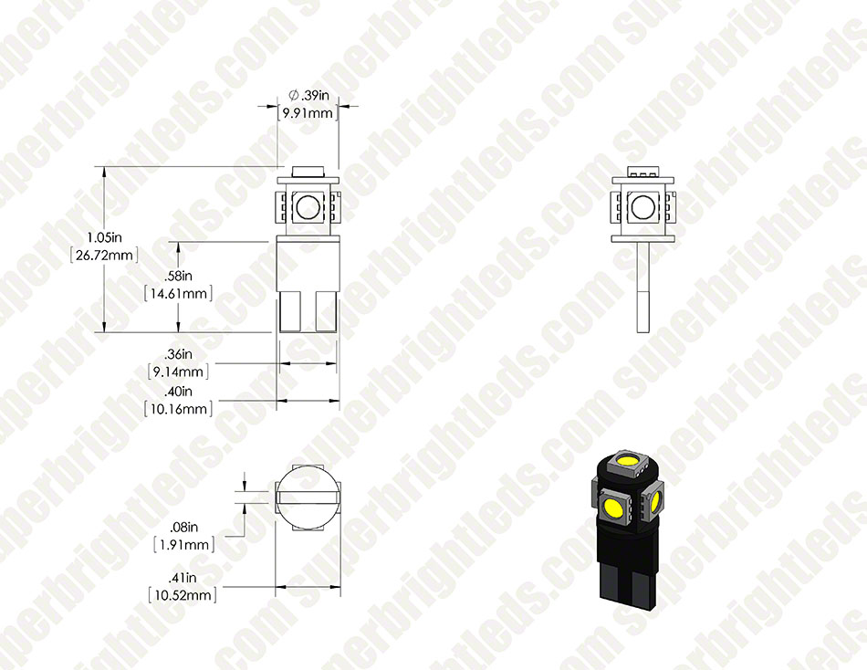 Led Bulb Canbus Capacitor Wiring Diagram,Bulb • Indy500.co