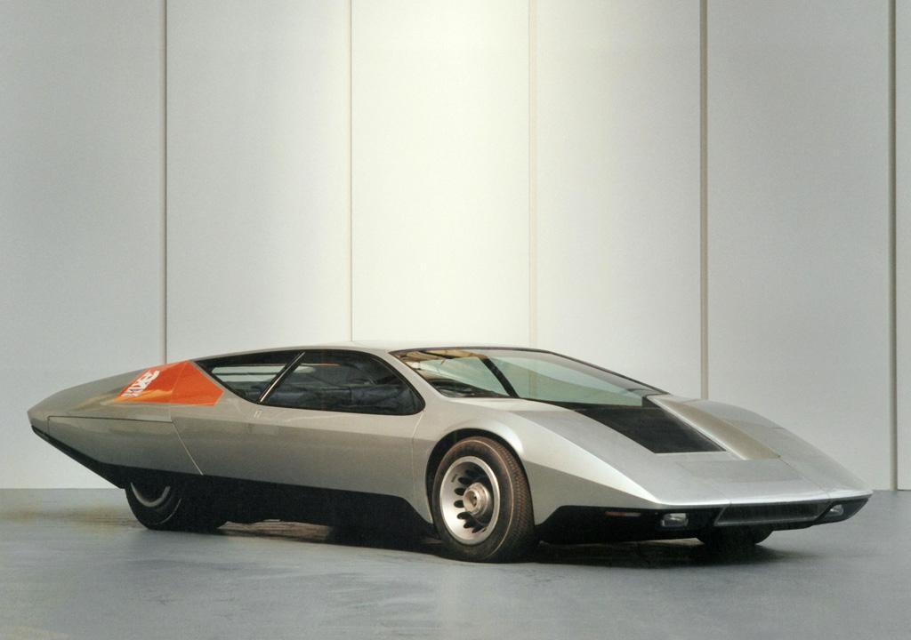 1966 Vauxhall XVR - Concepts